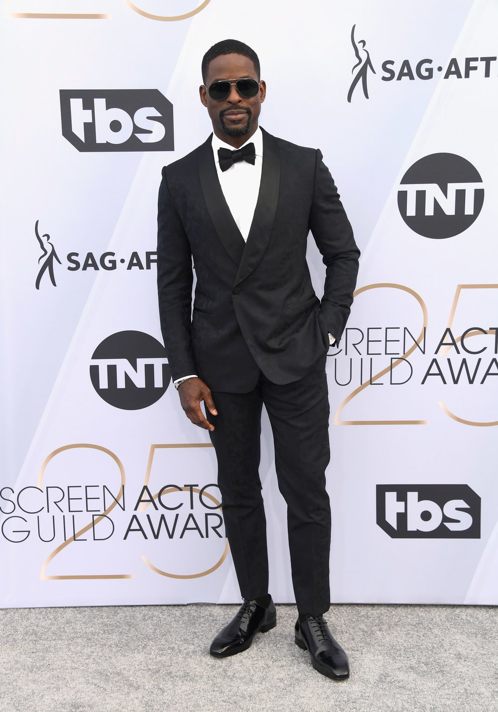 - Sterling K. Brown in Ermenegildo Zegna XXX