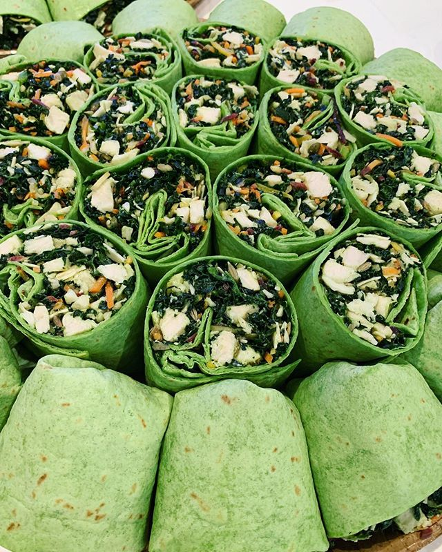 Welcome to the weekend! Get out there, grab a wrap, and explore! @gardenbarpdx