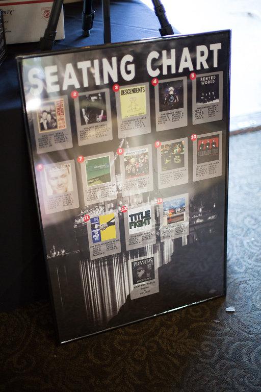 alternative seating chart