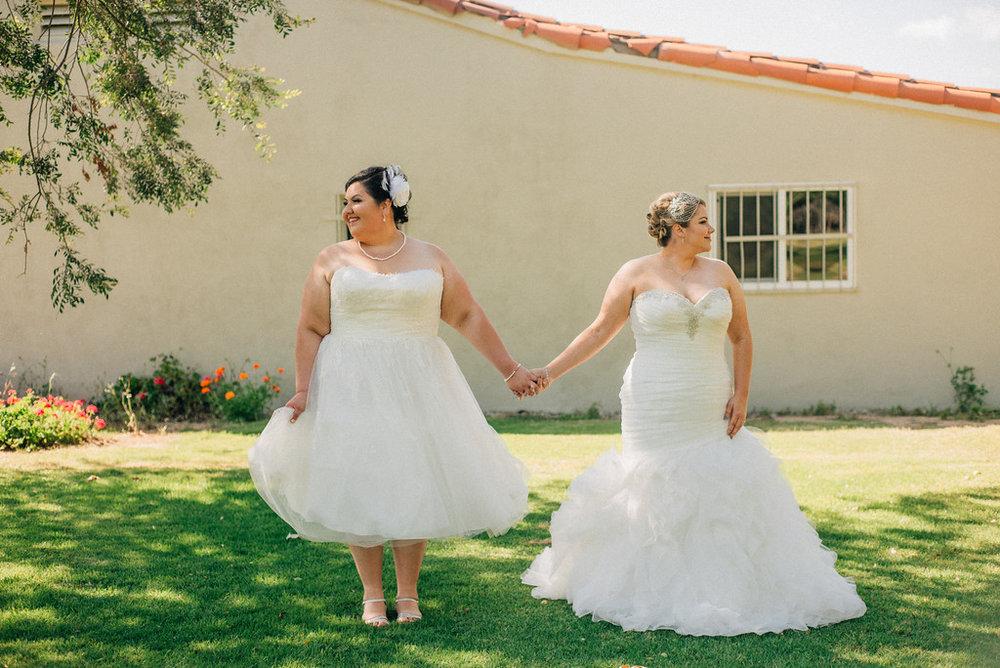 same sex wedding in Long Beach