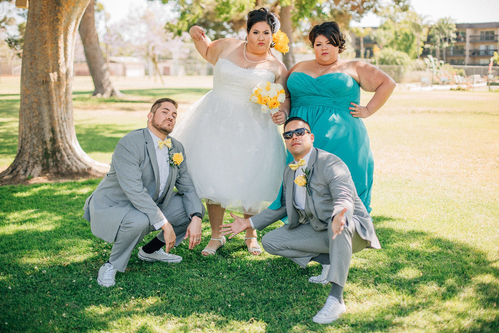 hilarious wedding party pictures