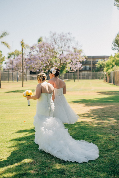 not your average wedding photos
