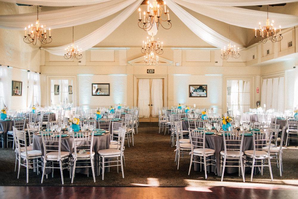 Long Beach wedding venue