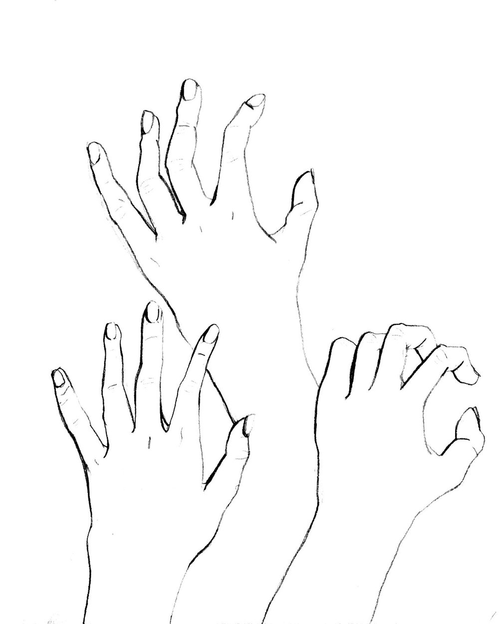 and my hands ✋