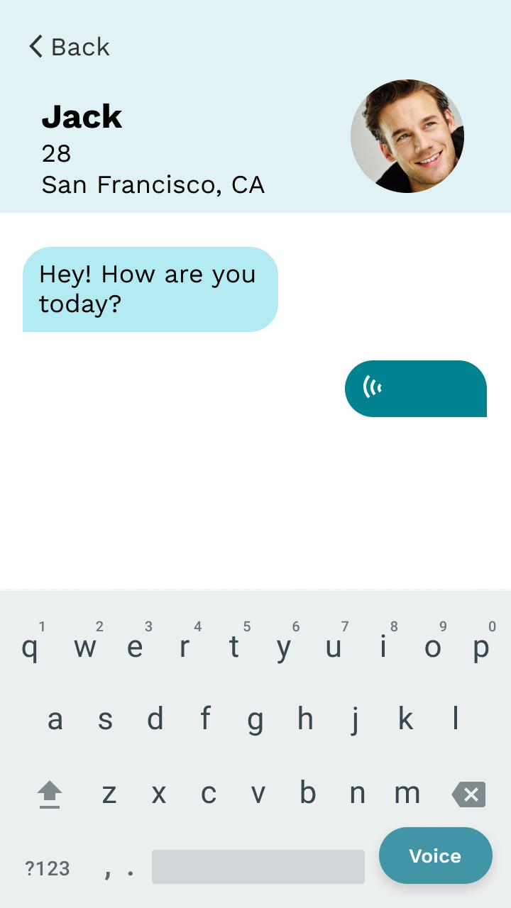 Chat (keyboard)