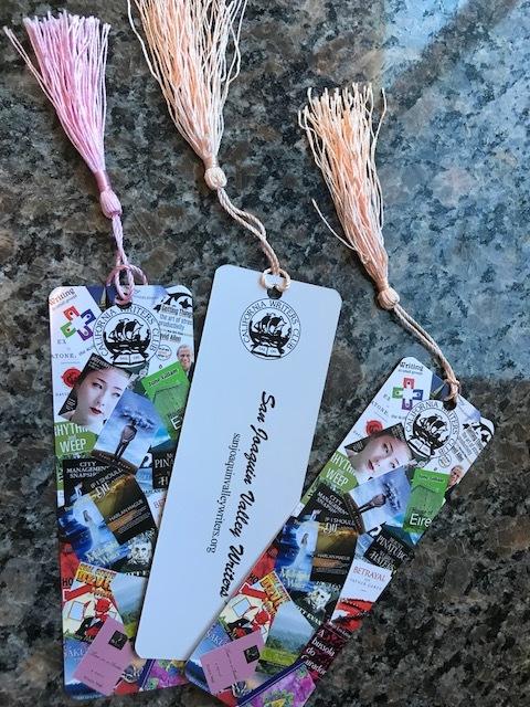 SJVW Bookmarks!