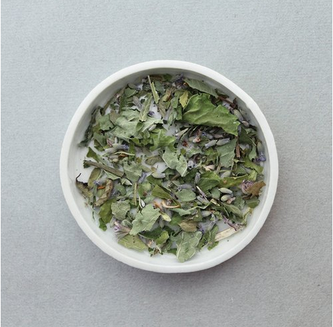 LEAVES AND FLOWERS AJNA TEA