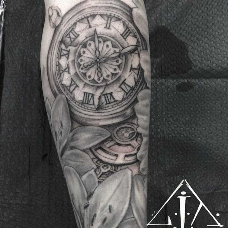 Pete Duncan Tattoo Tattoos Kamloops LifeInkTattoo Life Ink Tattoos