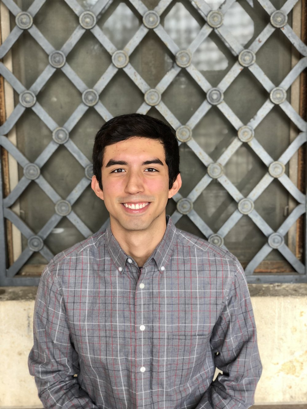 Leo Angulo, Research Intern