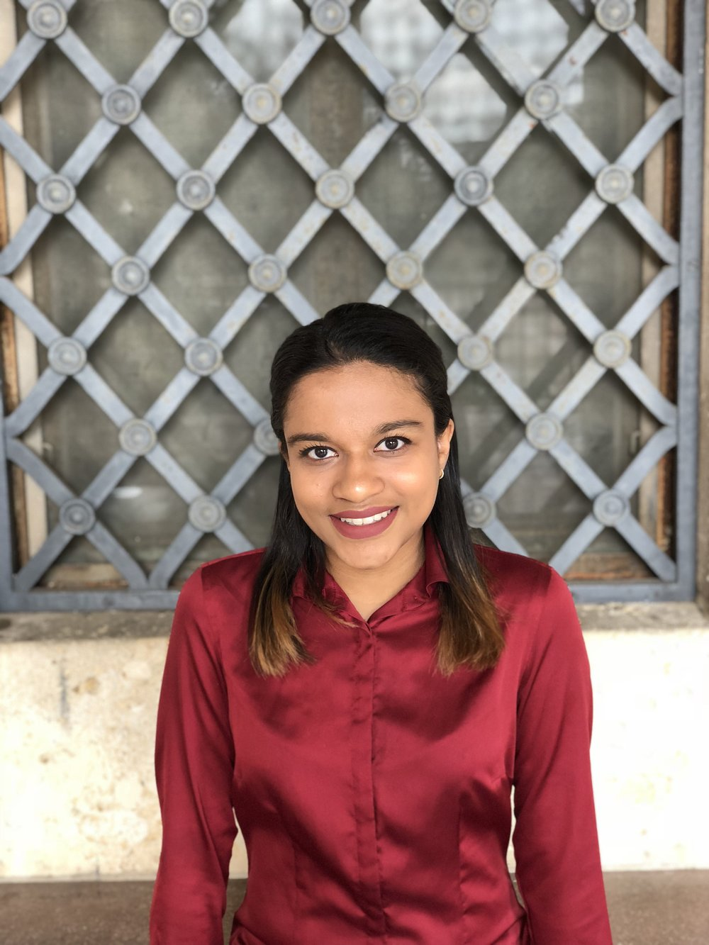 Tanaya Pampattiwar, Advocacy Intern