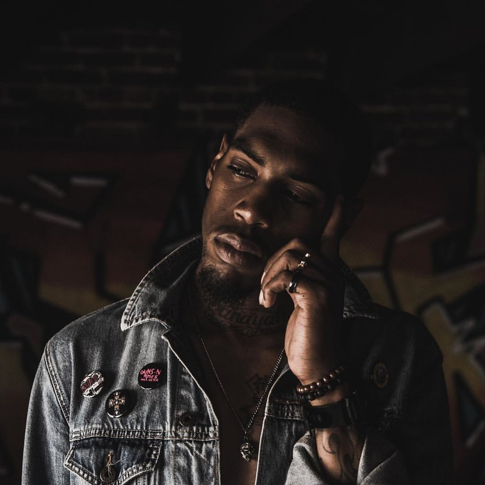 ZAY$TACKZ - Isaiah Lamar Pierce, better known as ZAY$TACKZ, is an American rapper and songwriter. Raised in Philadelphia, he embarked on his music career as a flashy-smooth yet dark and ominous rapper, and later formed a rap group with older brother @ScumlifeShotty, SCUMLIFE.