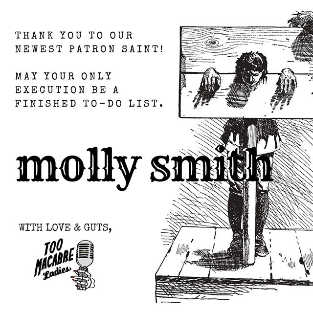 Extra big shout out to Molly who has been our Patreon supporter for 35 days! Thank you for believing in us, even through our mid-year crisis. ❤️