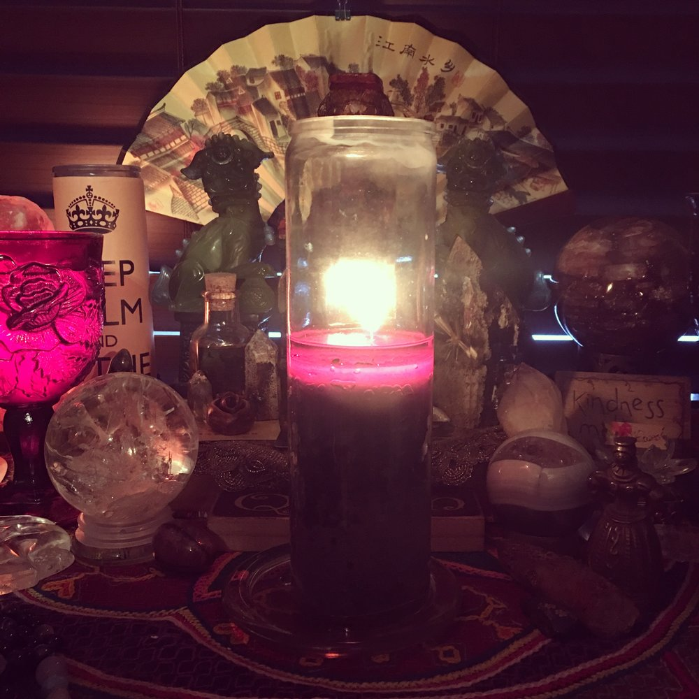 Candle Rituals — The Sacred Well