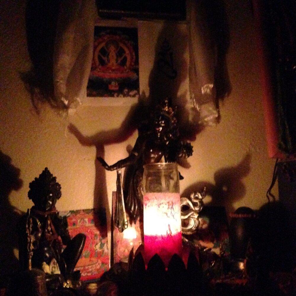 Black dakini mantra spell