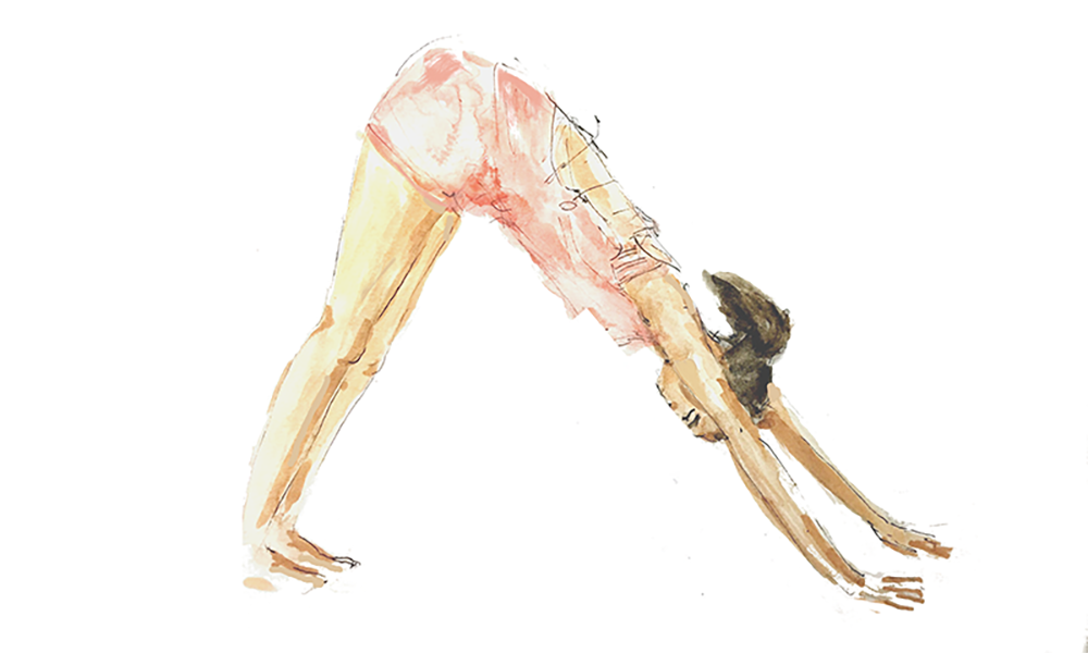 """- TESTIMONIAL """"I've tried yoga here and there, never really finding a studio at I loved or teachers that were memorable enough to make me want to return. This was until a friend recommended me to Jessica. She is an absolute delight and often what I look forward to most in my week. I've been able to see actual growth in my strength and flexibility in just a few months and as a competitive cyclist, practicing with Jessica has helped balance my training–making me stronger on the bike. It's been incredibly rewarding and I'm thankful to have found her.""""— ANGELA P., CYCLIST"""