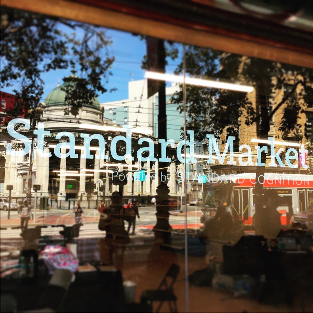 Standard Market-Window decal