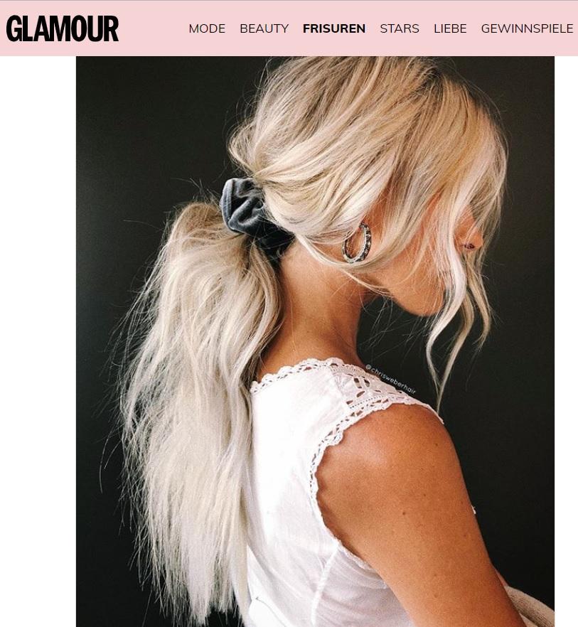 """Glamour.de - """"Der Herbst wird bunt"""""""
