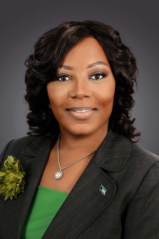 Mrs. Stephanie Lightbourne - President, Women's Alliance