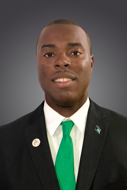 Laron Moxey - President, Young Democrats Alliance