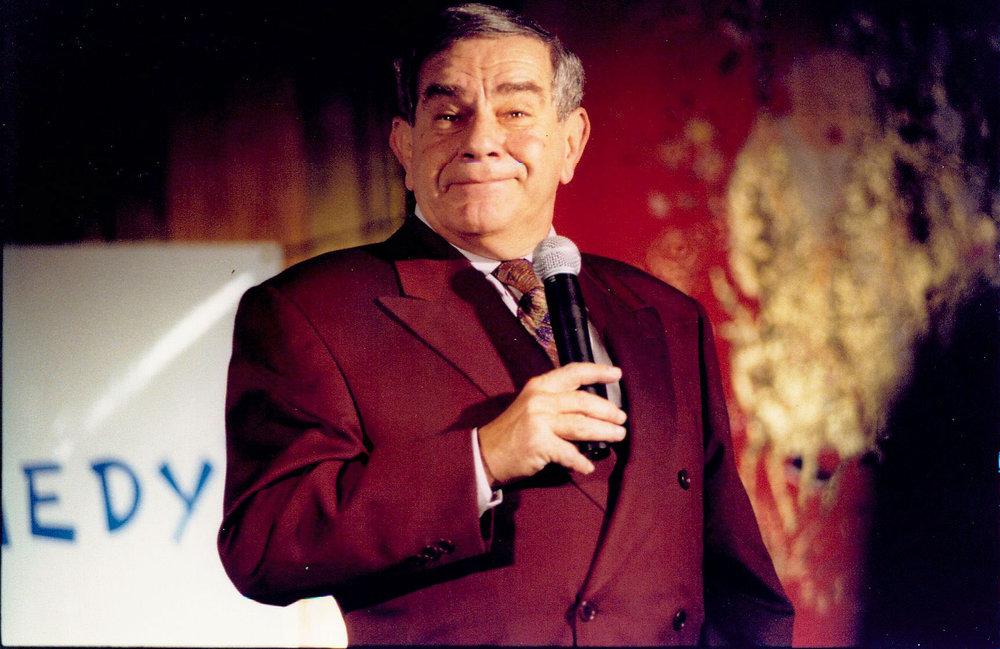 Freddie Roman, 1998