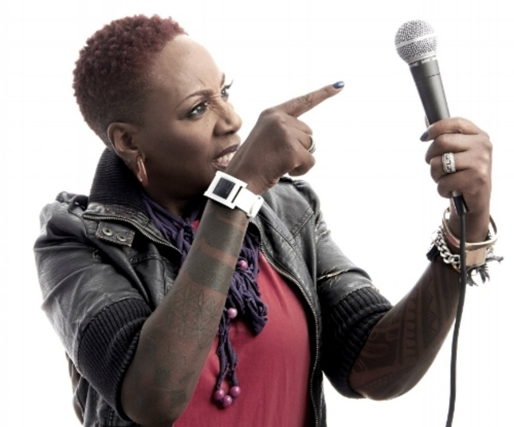 Gina Yashere. photo credit: David Burgoyne