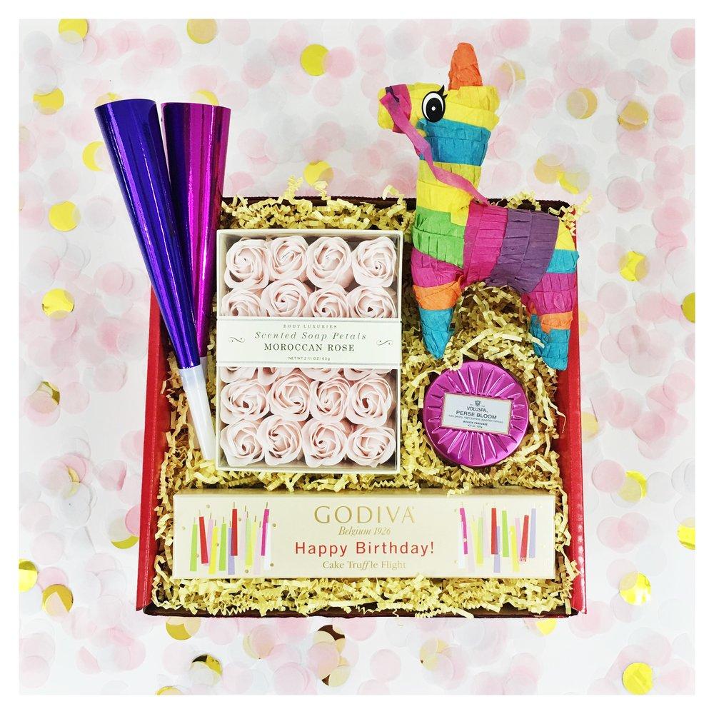 The Gift Goddess Birthday In A Box