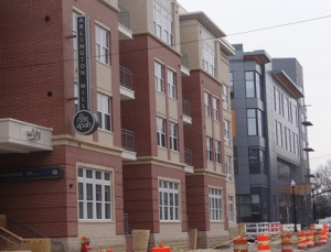 Arlington Mill Residences completed