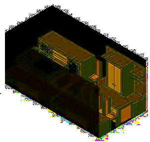3 x 6m storage unit example
