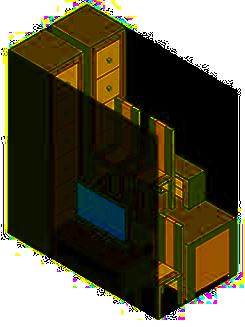 1.5 x 3m storage unit example