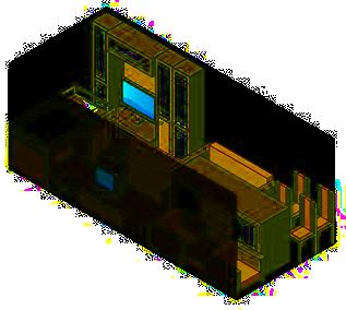 3 x 7.5m storage unit example