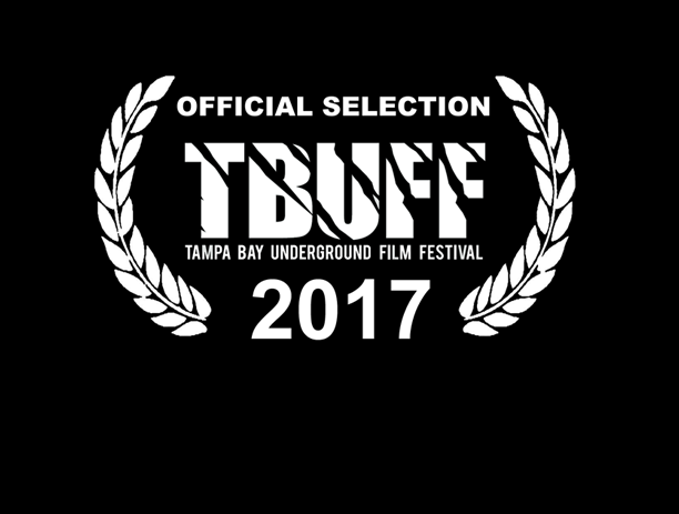 TAMPA BAY UNDERGROUND FILM FESTIVAL - Otherworldly Shorts: Sci-fi and Fantasy BlockSaturday, December 12 • 3:55pm - 6:00pmAWARDS:Best Short Film / Best Sci-Fi Film / Audience Choice Award / Best Short Film Director / Best Visual Effects / Best Supporting Actress