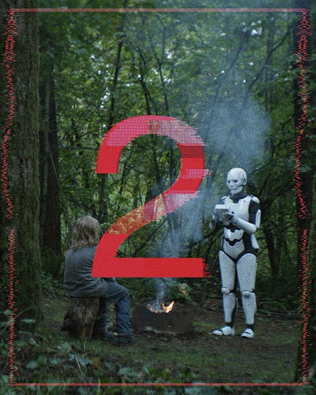 Get ready. Two more days until The Manual's online release. . . . . #indiefilm #themanual #themanualshortfilm #scifi #fantasy #independentfilm #postapocalyptic #oregonfilm #tampafilm #robots #ai #artificialintelligence #riseofthemachines #specialeffects #visualeffects #practicaleffects #shortfilm #film #filmset #apocalypse #robot #costuming #composite #koernercamera #filmmaking #animation #soundmixer #behindthescene