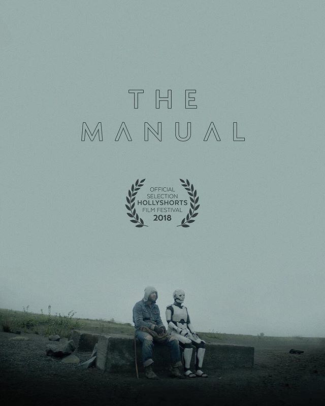 The Manual has been selected to play at @hollyshorts this year! Schedule coming soon. #HSFF18 . . . #hollyshorts #indiefilm #themanual #themanualshortfilm #scifi #fantasy #independentfilm #postapocalyptic #oregonfilm #robots #ai #riseofthemachines #shortfilm #film #koernercamera #filmmaking