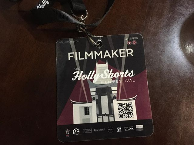 We just had an amazing screening at one of LAs best short fests! @hollyshorts #hsff18