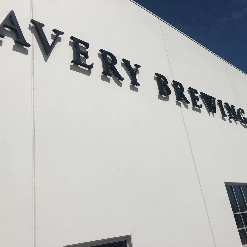 Great new design for the new brewery.