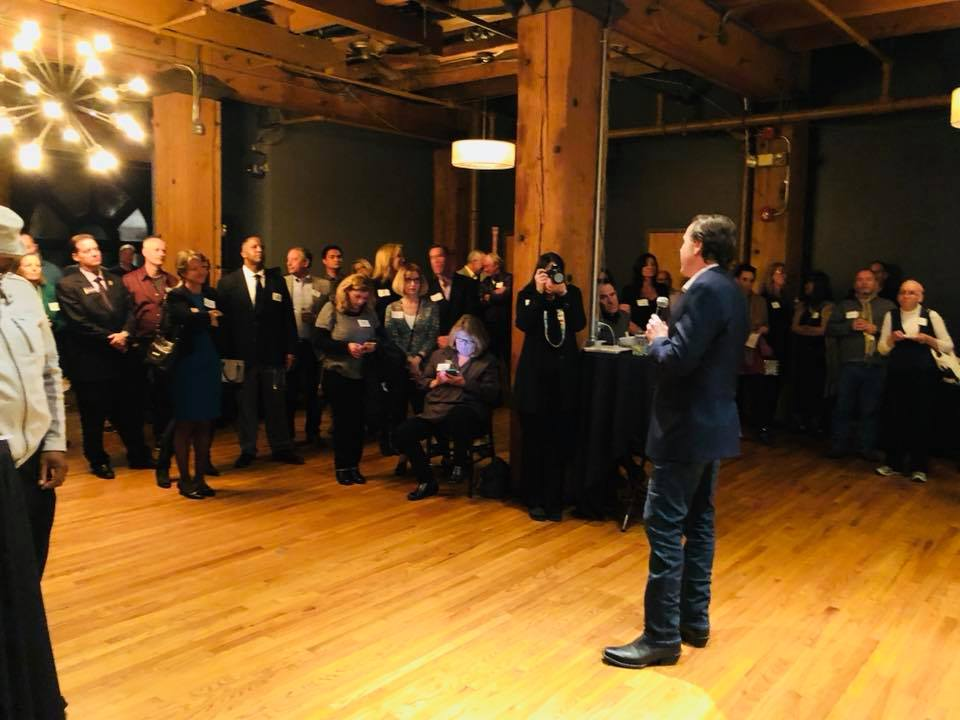 The Aaron Harber Show 2018 Election Kickoff Party