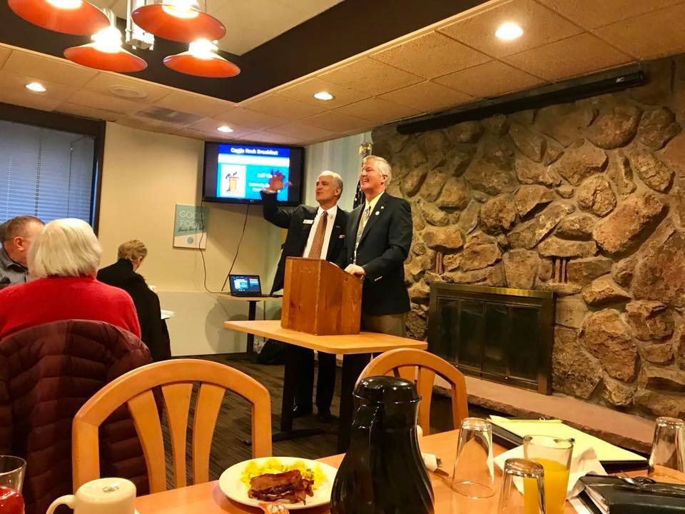 Castle Rock Republican Breakfast