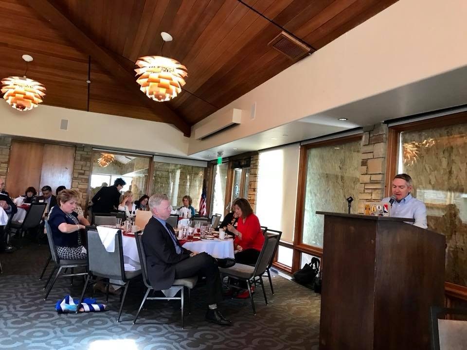 Cherry Creek Republican Women's meeting
