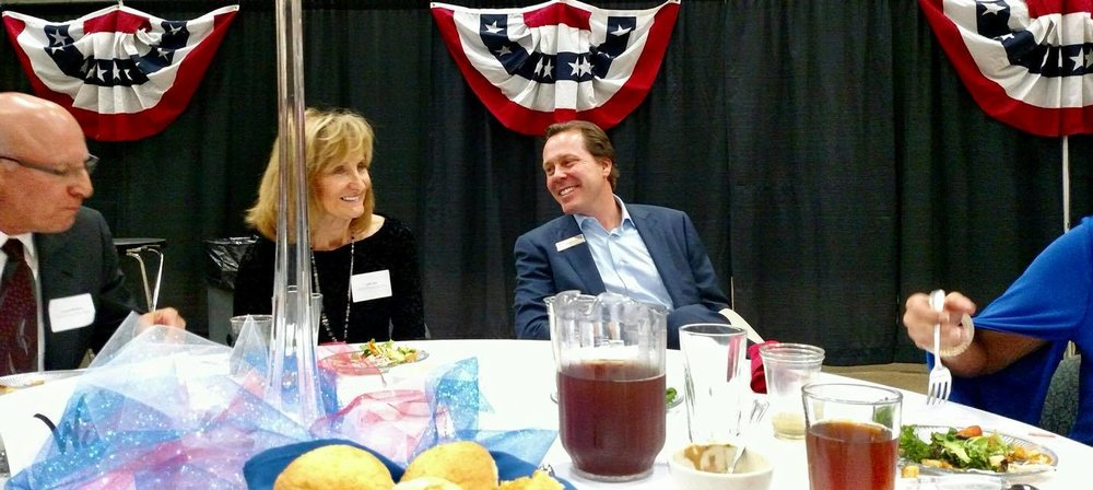 Douglas County Lincoln Day Dinner
