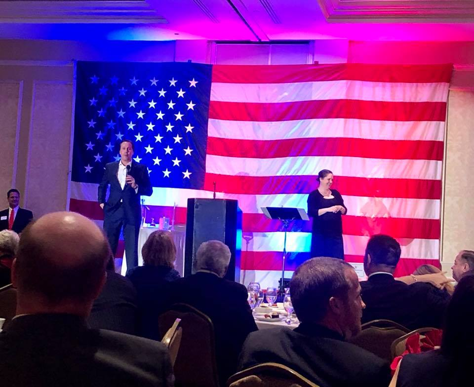 El Paso County Lincoln Day Dinner