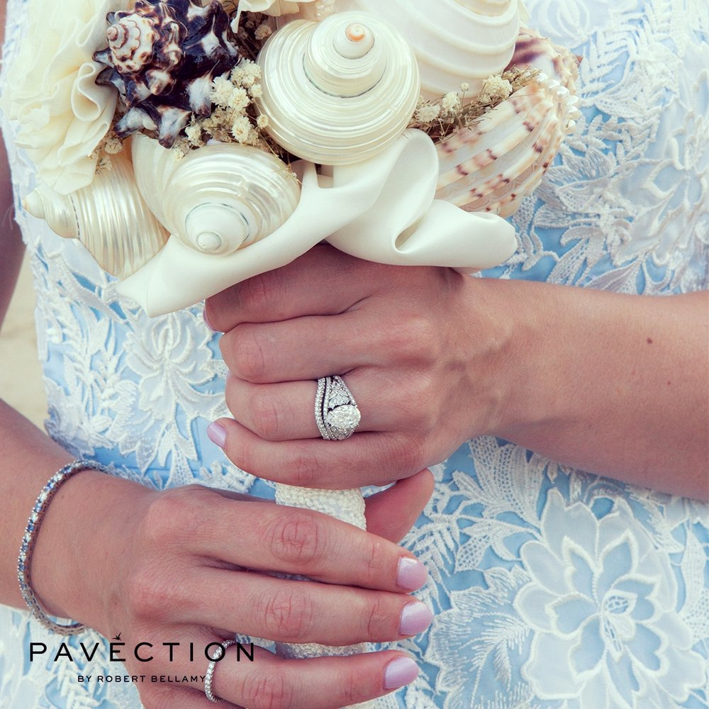 Pavection Diamond Wedding and Engagement Rings Brisbane