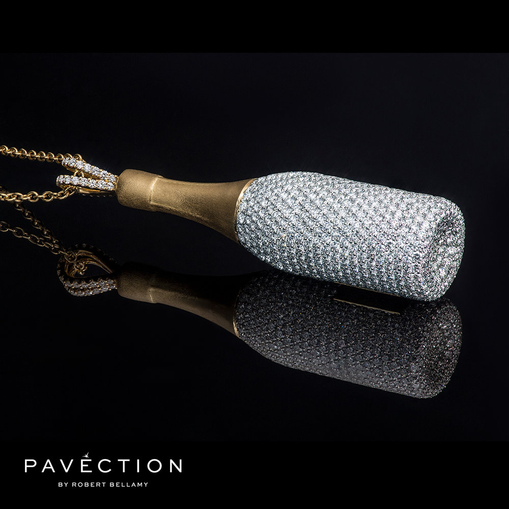 pavection-robert-bellamy-bespoke-high-jewellery-jewelry-diamond-encrusted-pave-set-champagne-bottle-necklace-pendant-designer-jeweller-jeweler-brisbane-gold-coast-sydney-melbourne-city.jpg