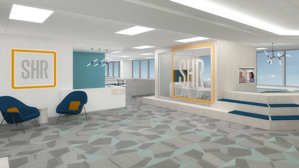 (2/4) Tech Company Headquarters -Tenant Improvements