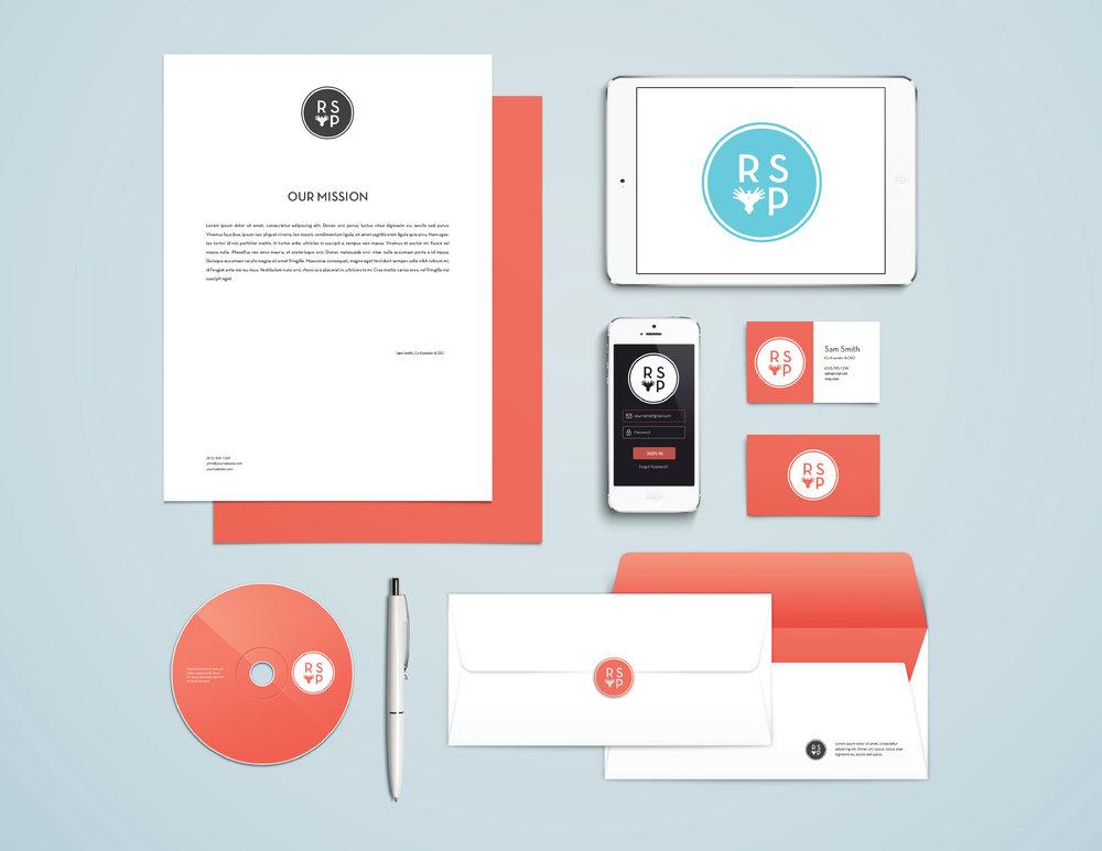 (1/5) Rice University Student Organization - Brand Design
