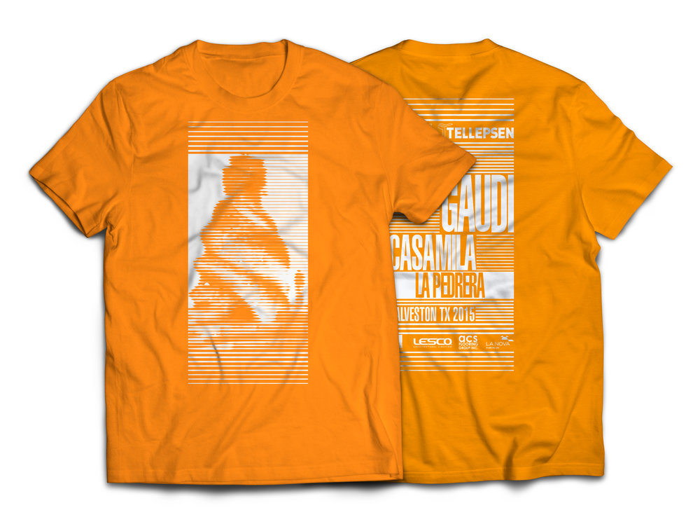 Sand Competition Team T-shirt  -  Apparel Graphics