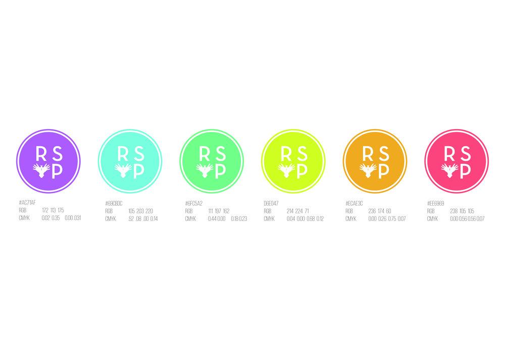(4/5) Rice University Student Organization - Brand Design