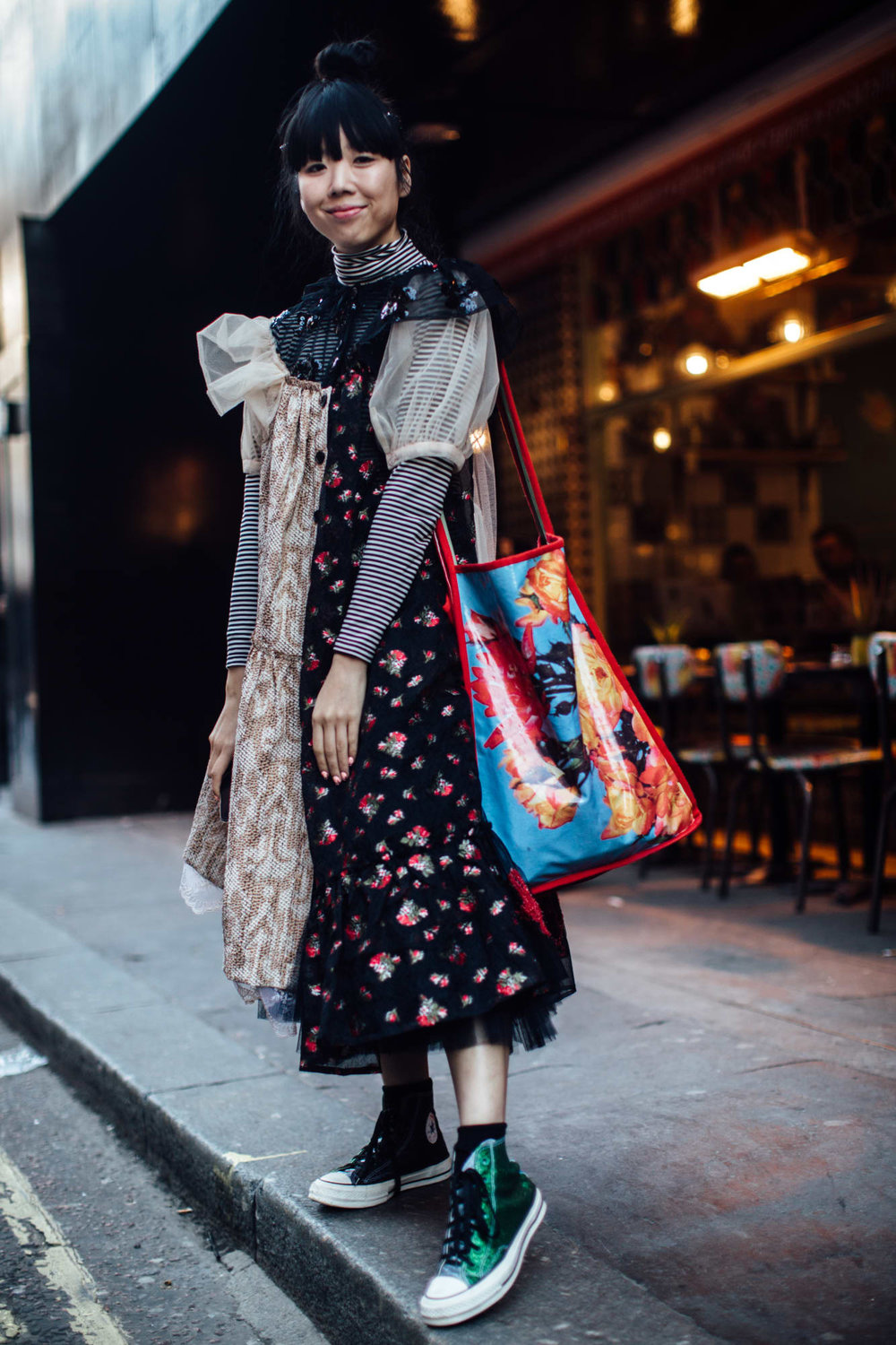 Watch 28 Street Style Looks That Will Persuade You Into Wearing Thigh-Highs This Year video