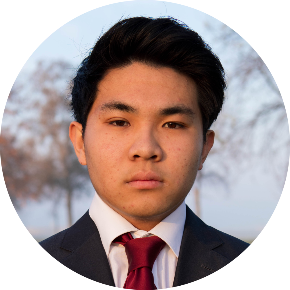 Anthony Chuang, Event Coordinator -
