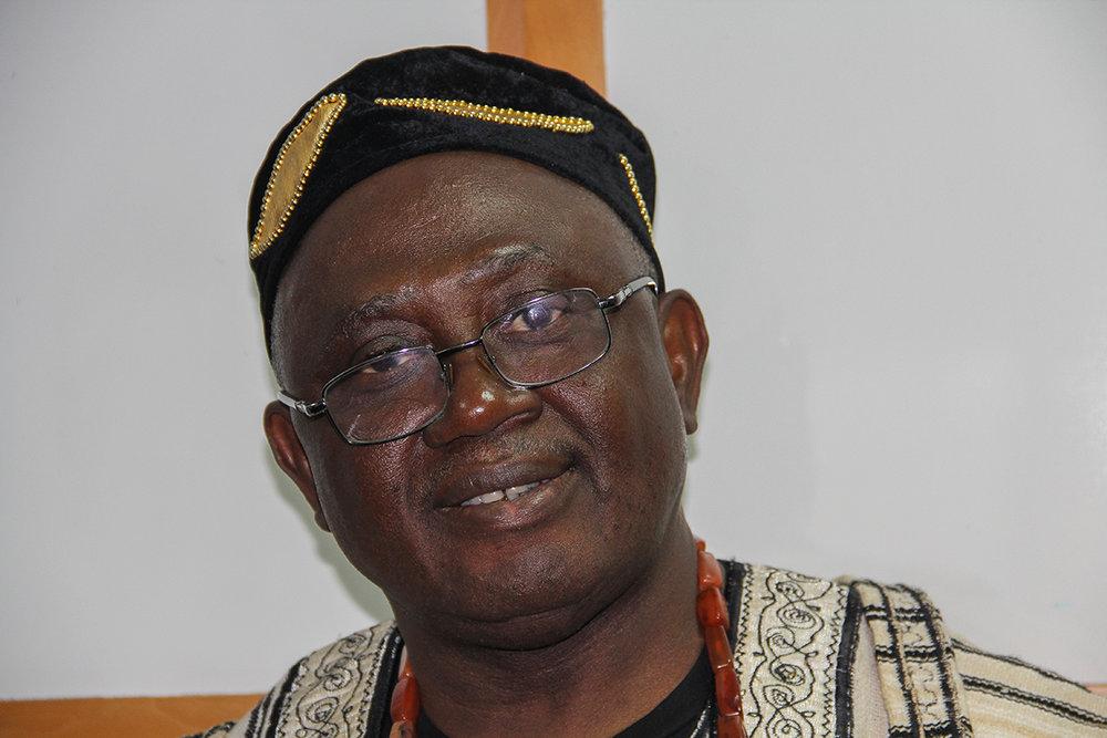 Dr. Koroma, President of Sierra Leone