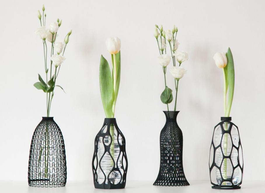 Invincible 3D Printed Vase